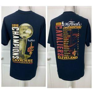 CLEVELAND CAVALIERS NBA Champions Shirt Sz Medium